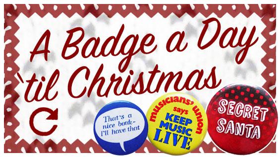 Advent badge header