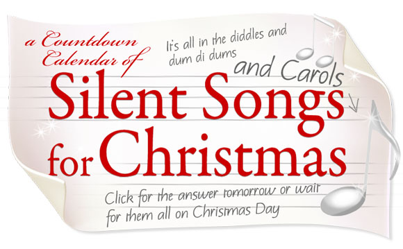 silent songs calendar header